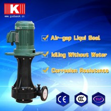 5HP vertical centrifugal submerged pump for sewerage system