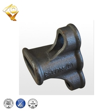 sand casting railway engineering machinery parts steel casting for railway