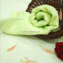 2015 China Supplier New Luxury OEM Solid Color Bamboo Baby Washcloth, Towel, Bath Towel, Gift Set,