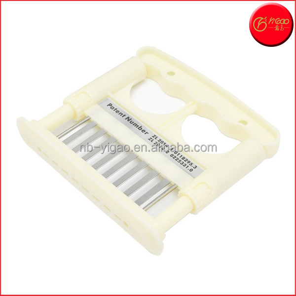 Meat Tenderizer, Hand-held Kitchen Stainless Loose Meat Needles tools for Beef Pork Veal Fish Lamb Chicken