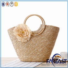 2017 Popular Best Selling High Quality Cheap Straw Bag