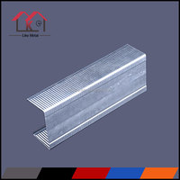 Free sample cold rolled steel joist for drywall partition