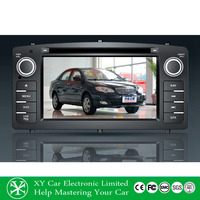 7Inch 2 Din Car Multimedia DVD Player With Bluetooth/DVD/CD/MP3/MP4/GPS XY-for BYD F3