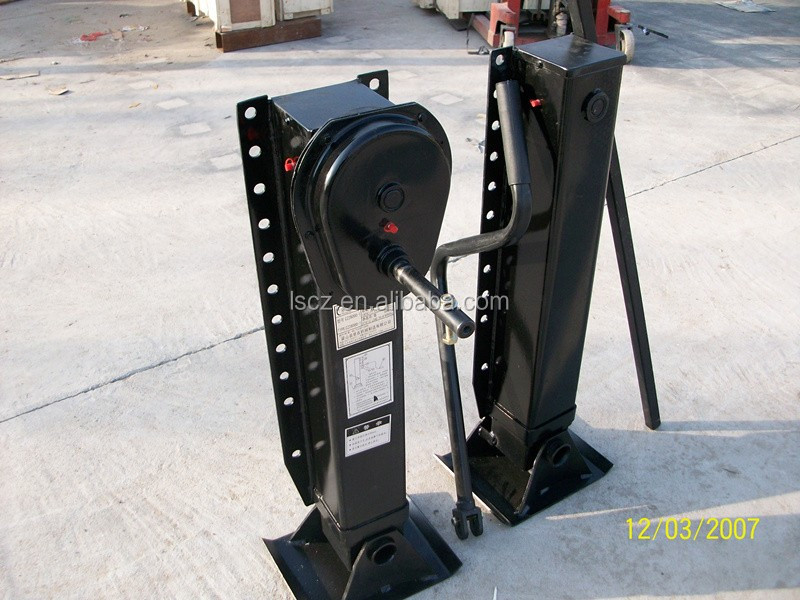 America / Germany / Brazil semi trailer landing gear