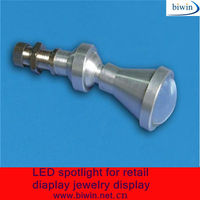LED spotlight for retail diaplay, jewelry display