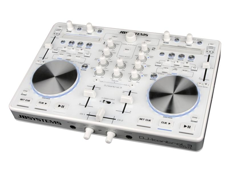 Professional DJ Controller MIDI Player ( Free Virtual DJ software)