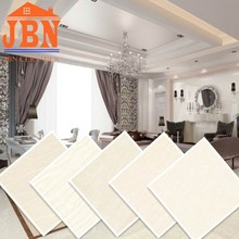 nano polished vitrified tiles unglazed soluble salt tile plain ivory