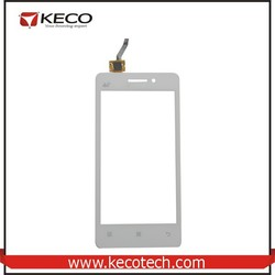"3.5"" Mobile Phone Front Touch Screen Digitizer Glass Panel Replacement Parts For Lenovo A360 white"