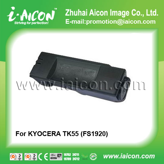 TK-55 TK57 for kyocera fs-1920 toner cartridge