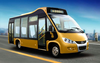 China cheap price 6.9m mini electric new bus