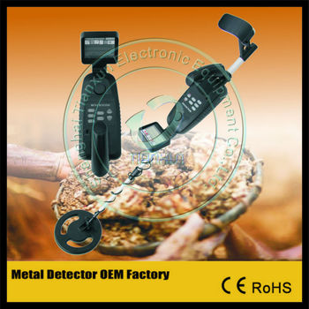 LCD Metal Detector Ground metal Metal Detector with LCD System (MD-3500) Hobby Metal Detector