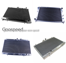 All Aluminum Motorcycle Radiator for CR250R 05-07