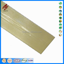 wood imitation calcium silicon sheet for house siding