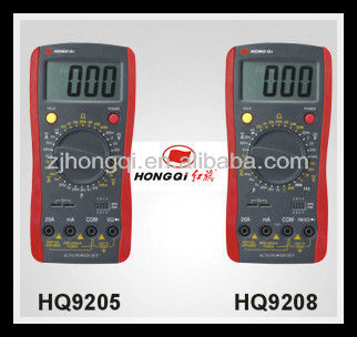 HQ The new 92 series 3 1 / 2 Digital Multimeter