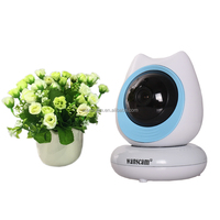 Wanscam Indoor Motion Detection Alarm HW0048 High Definition Pan and Tilt IP Camera