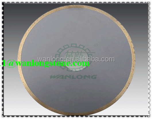 Hot products of Wanlong diamond tools marble cutting continuous saw blade with high sharpness