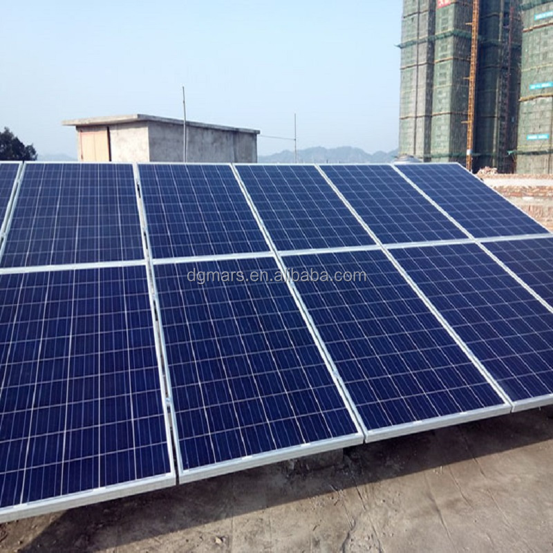 High efficiency 2000W 3000W 5000W solar energy system price solar panel system / 5KW panels solar china direct