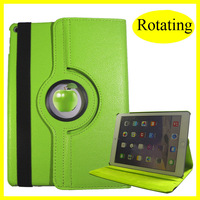 Case for iPad mini Leather Case for ipad air 2 with Magnetic 360 Rotating for ipad mini 3 Case Facotry Wholesale Promotion