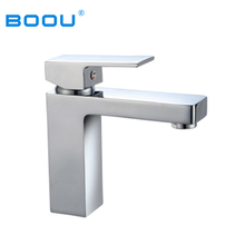 (8229-1)BOOU Good selling smart basin faucet/tap/mixer basin hot/cold faucet