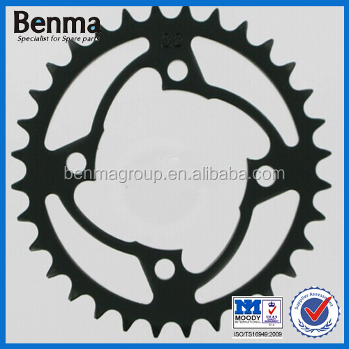 Brazil sprockets 428 42T motorcross gear wholesales 1023 or 1045 steel sprocket