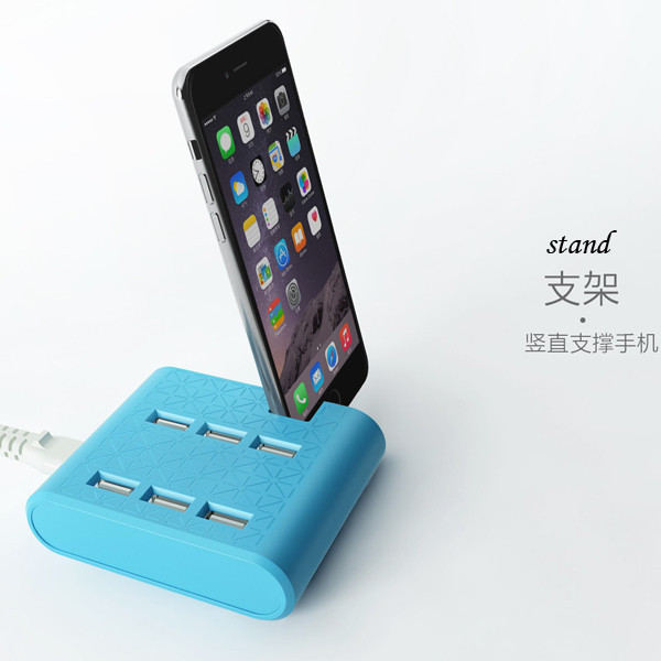 usb charging station for Android, for Apple iOS, and Windows Mobile Devices