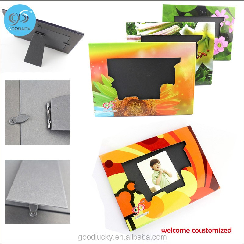 Paper photo frame/ paper picture frame/ paper craft picture frame