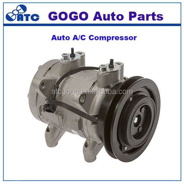 DKV14C Air Conditioning Compressor FOR N-ISSAN FRONTIER/XTERRA OEM 92600-3S510/92600-57G11/92600-8B400/92600-8B401