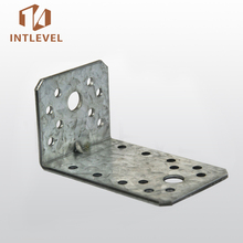 Hot wholesale metal stamping heavy duty steel angle brackets,non-isoscele reinforce