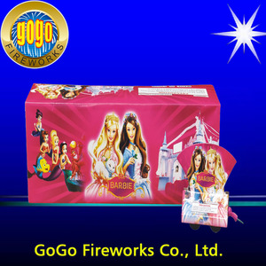 M-999B Princess funny toy forework celebration all red firecrackers chinese ground novelty cracker fireworks