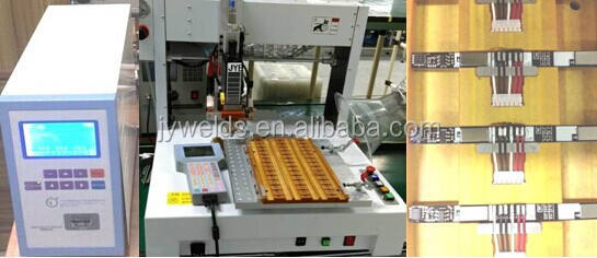 xyz type automatic pulse heat reflow machine for fpc and pcb JYR-02lXYZ