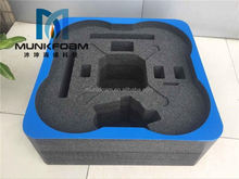 Facroty directly sell laser cut foam inserts for tool boxes with eva foam PU/PE/EVA/EPE foam insert good price free sample