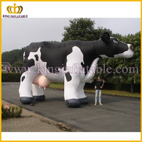 Factory Price Large Inflatable Milk Cow, Inflatable Milka Cow
