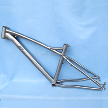 titanium alloy road bike frame /titanium bicycle frame