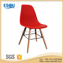 New Design Modern Plastic Dining Chair Factory Price