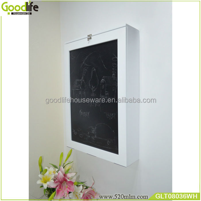 ikea foldable wall mounted cabinet with writing desk and board