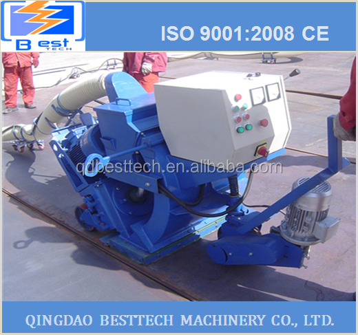Automatic floor cleaning machine concrete floor shot for Industrial concrete floor cleaning machines