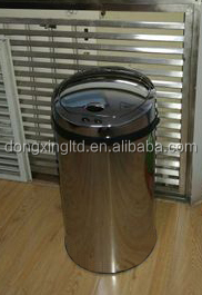 Stainless Steel 6L Round Small Trash Can