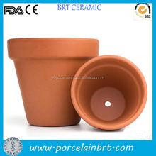 Decorative wholesale garden clay pots