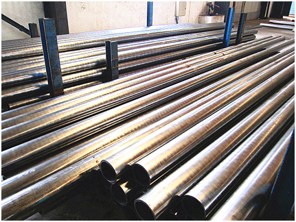 DIN2391 St52.3 st37 Cold rolled Seamless cylinder steel pipe