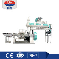 FCM Floating fish feed extruder