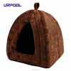 100% Cotton Pet Bed Tent Pet Warm Strawberry Bed House manufacturer dog tent foldable pet camping tents