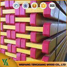 Timber type H20 wooden I Beam for construction/woodne I beam for Formwork