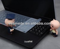 Universal Silicone Keyboard Protective Cover Skin for Laptop