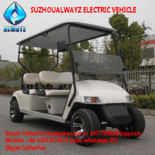 Electric club car golf car AW2044K 4 seats all facing forwards
