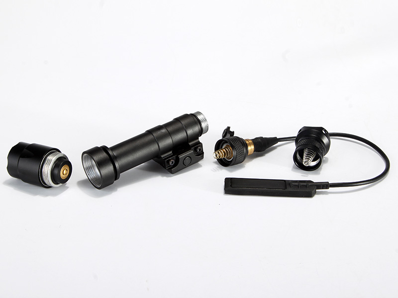 Hunting Accessories M600A Mini Scout Light Rail-Mountable LED Weapon Flash Light