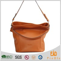 S150-A2118 2016 newest fashion orange soft woman bags Trendy ladies handbag