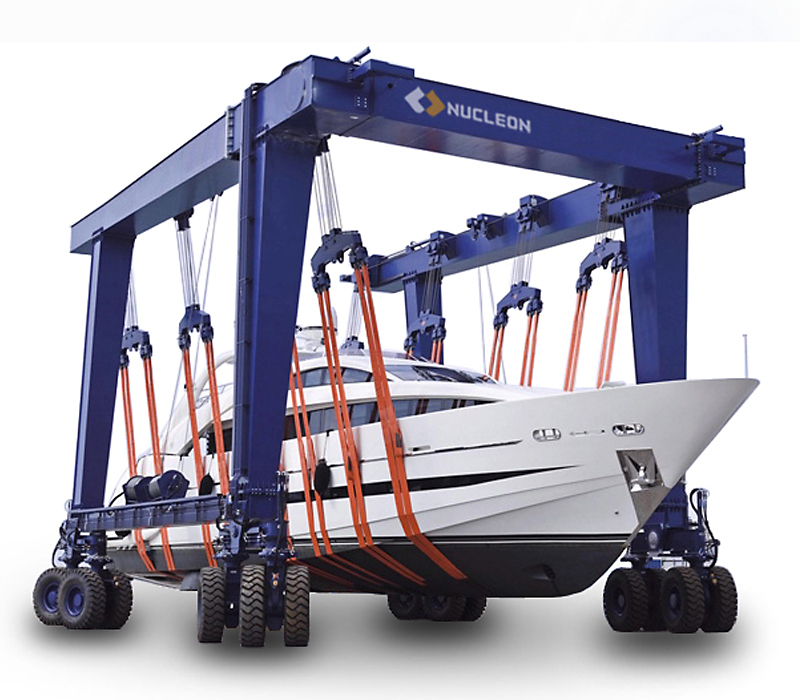 Heavy Duty Ship Lifting Gantry Crane