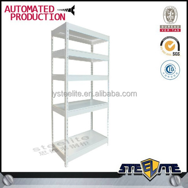 Warehouse steel mezzanine rack heavy duty metal steel plate stacking rack