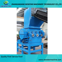 PET bottle cutting machine plastic crusher crushing machine