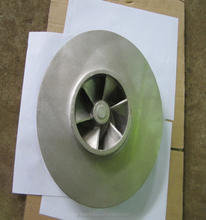 Precision silica sol casting aluminum /iron/stainless steel components/parts for equipment